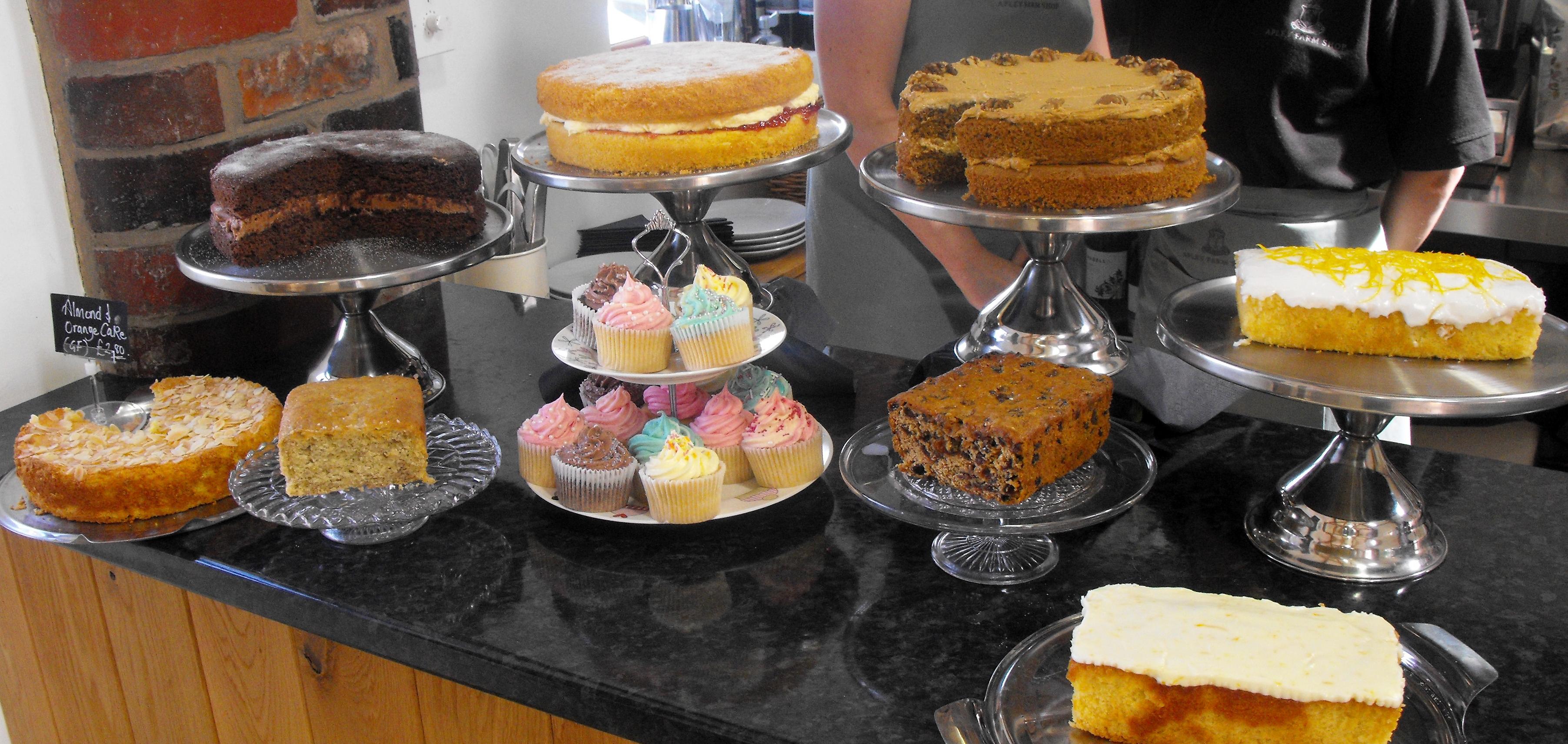 Cake Shops In Ri