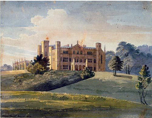 Apley Hall