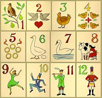 Twelve Days of Christmas image