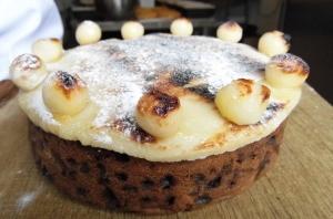 2014-04-04, Simnel Cake