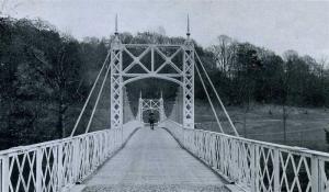 Clive Gwilt - Apley Bridge built in 1905