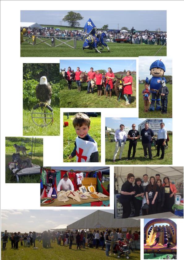 2014-05-03, Second Apley Jousting Fair, photo collage