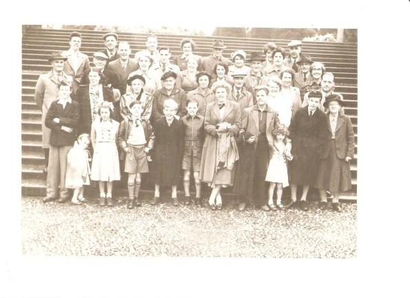 Trentham Gardens photo 1955, Elwyn