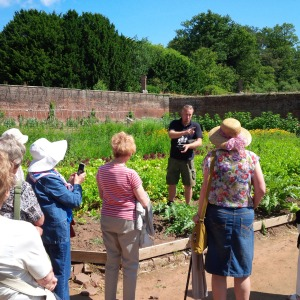 2014-07-10, Graham Podmore, Shifnal Society tour (3)