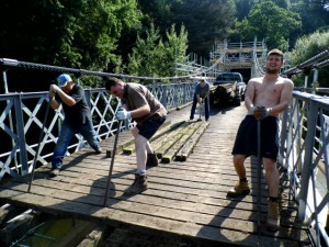 Bridge repairs 2014