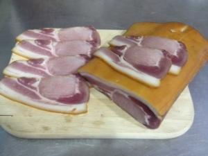 2014-10-21, Mark Lowe Butcher, Apley smoked bacon 1