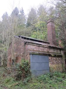 2014-11-11, Apley Park, Gas works, Electric house