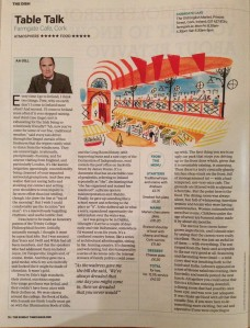 2014-12-01, Sunday Times supplement by AA Gill 3