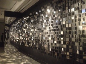 Julio Le Parc, Sackler Gallery