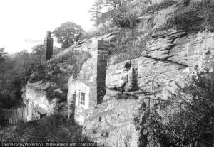 The Hermitage, Bridgnorth, 1896 - Francis Frith image