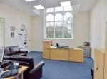 New Apley estate office, Old School House, Norton