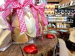 2015-02-04, Julie's Valentine's shortbread 1