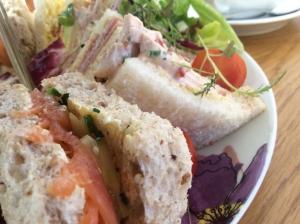 2015-01-19, Creamery Cafe Afternoon tea 31