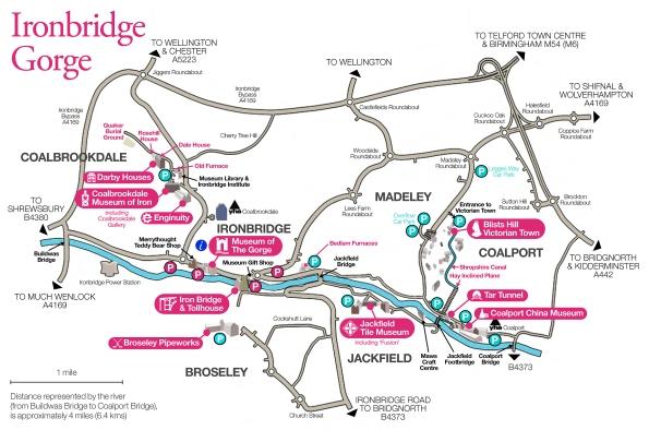 2015-03-23, Ironbridge Gorge Map