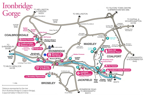 2015-03-23, Ironbridge Gorge Map