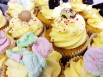 2015-03-30, Easter cupcakes 1
