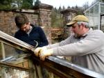 2015.02.04, Glasshouse repairs (2)