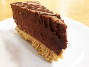 2015-04-08, Chocolate orange cheesecake (9)