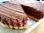 2015-04-08, Chocolate orange cheesecake