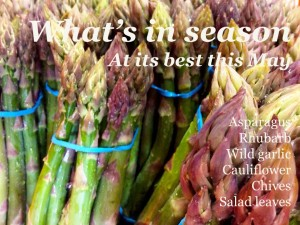 2015-04-23, What's in season May