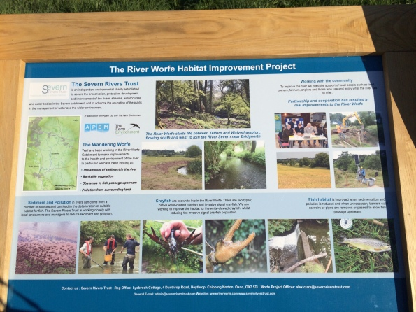 2015-04-27, Skylark Nature Trail sign 2