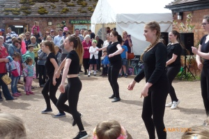 2015-05-04, May Day Fayre, Jodie Leigh Dance School 14