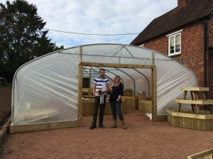 Apley Plant Centre nearly ready
