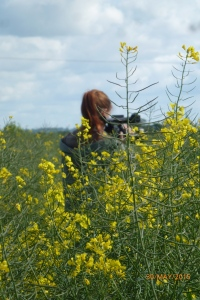 2015-05-30, Agata Summer film, oil seed rape 1