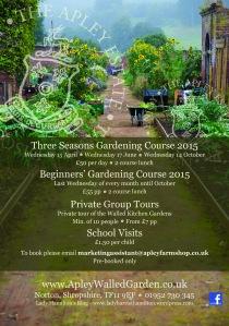 Gardening course