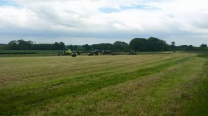 2015-06-05, OFS silage making