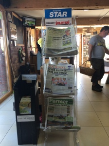 2015-06-08, AFS selling Shropshire Star, Bridgnorth Journal & The Farmer