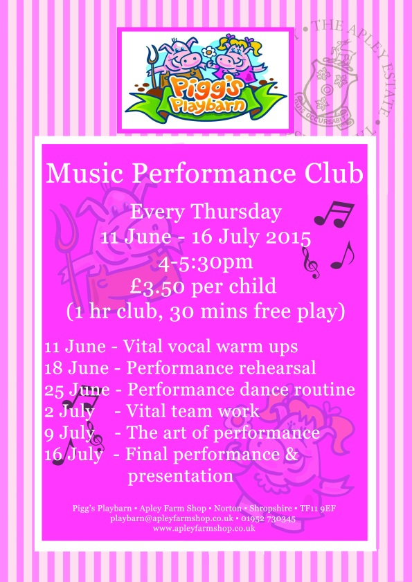 2015-06-09, PPB After School Music club leaflet v2 LH