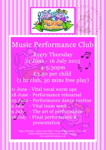 2015-06-09, PPB After School Music club leaflet v2 LH