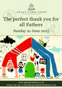 2015-06-10, Fathers day poster