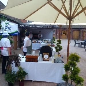 2015-06-17, GWCT walk & barbecue at AFS