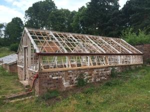 2015-07-01, Greenhouse renovation