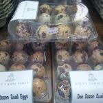 2015-07-15, Powys quails eggs, £2.65 per dozen