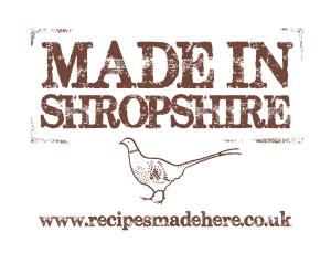 Made in Shropshire recipe book 2