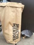 2015-08-09, Contractor's potatoes in bags