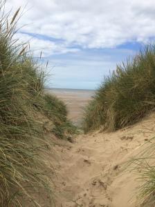 2015-08-15, Talacre beach ride, dunes