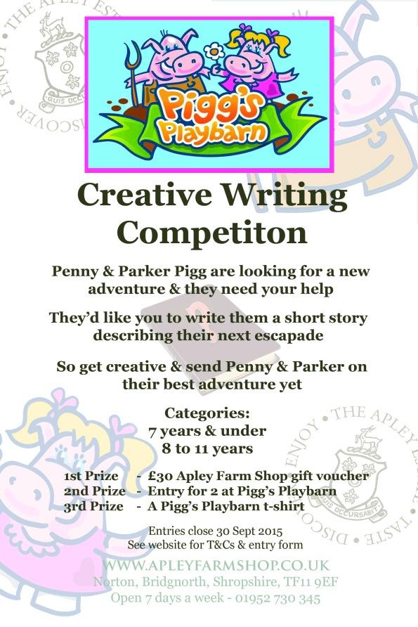2015-08-19, Creative writing leaflet