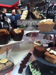 2015-09-07, Specialty Fine Food Fair, Welsh cakes