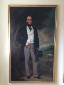 Portrait of Mr W O Foster, Source - Hamilton archives 2