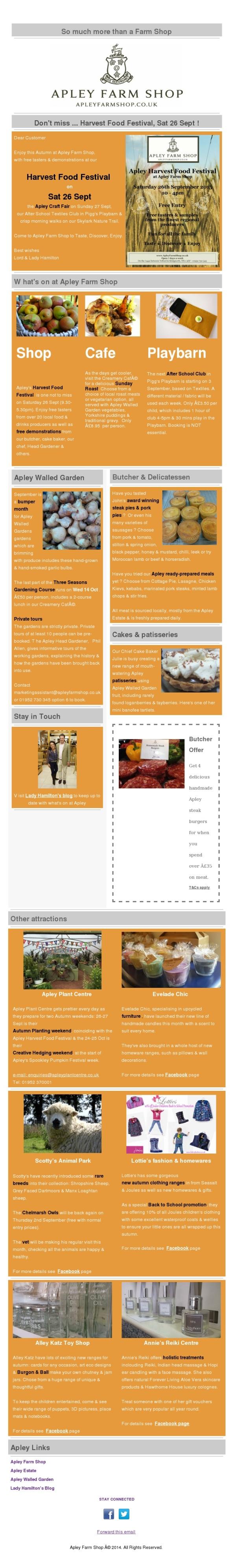 September 2015 Newsletter LH WIP
