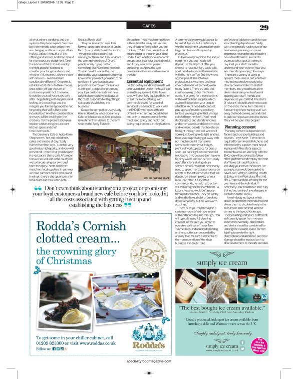 Specialty Food magazine, Sept 2015, page 029-page-001