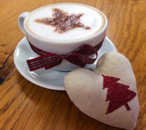 Apley festive coffee