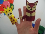 2015-01-10 Textile club - finger puppets (1)