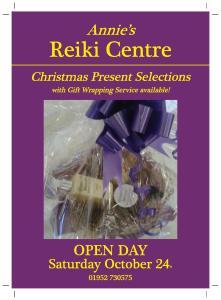 2015-10-24, Annie's Reiki Centre poster JPEG