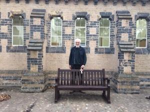 2015-11-21, Graham Jones restored the bench outside Norton School