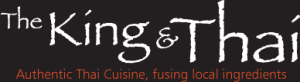 King & Thai logo